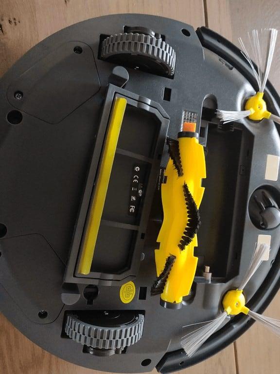Alfawise Robot vacuum zk8077 brush
