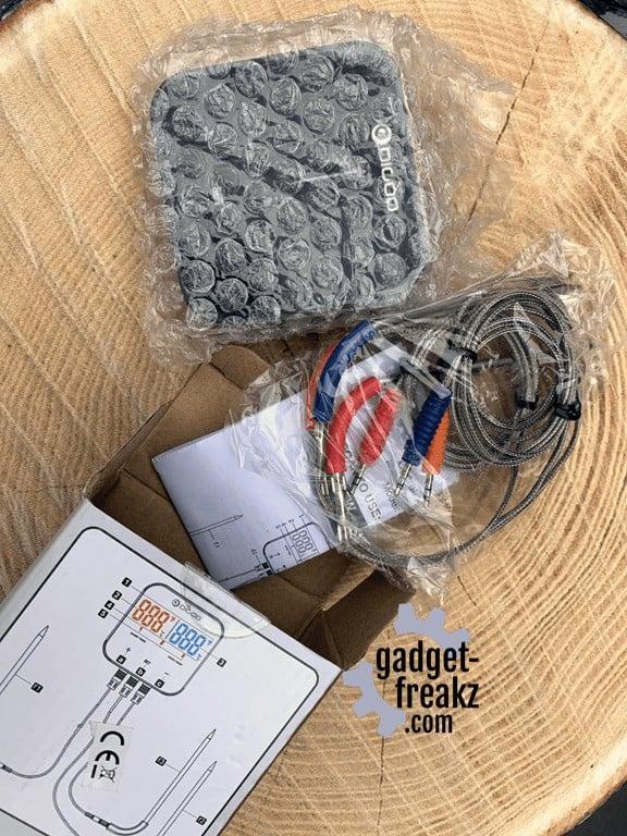 Digoo DGFT2303 box opened
