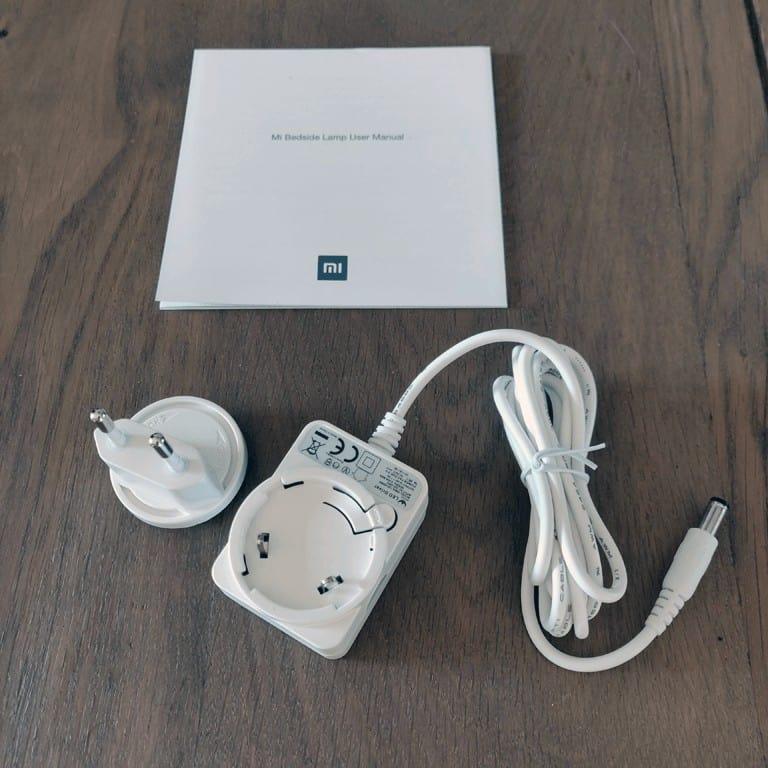 Xiaomi Mijia MJCTD01YL Yeelight Bedside Lamp adapter