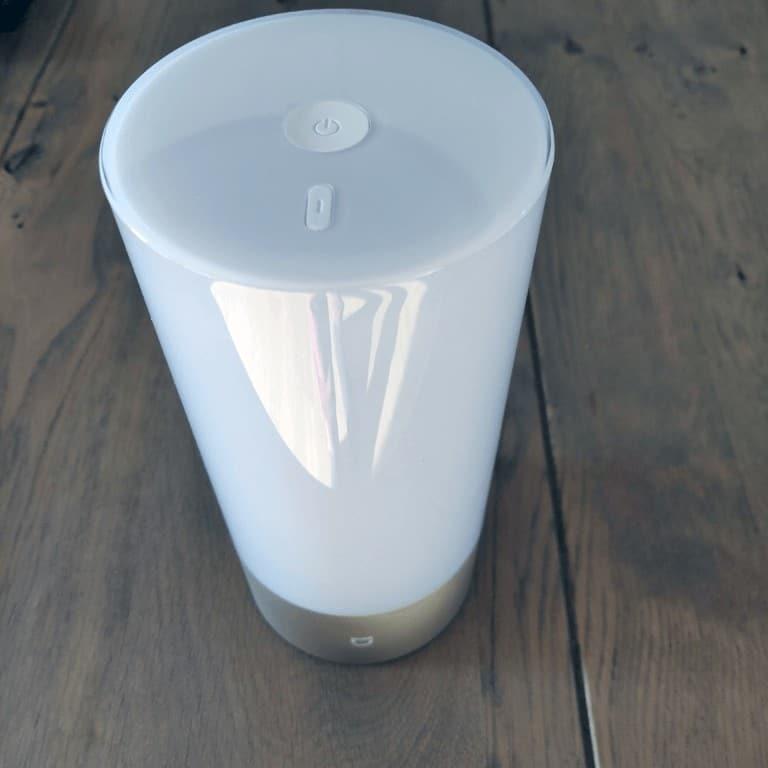 Xiaomi Mijia MJCTD01YL Yeelight Bedside Lamp off