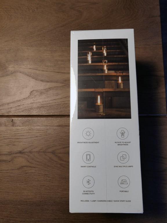 Xiaomi Yeelight Candela side