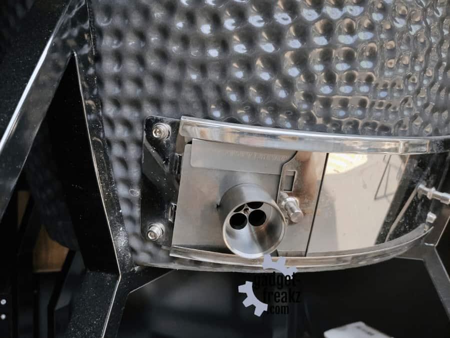 grillguru with adapter opened