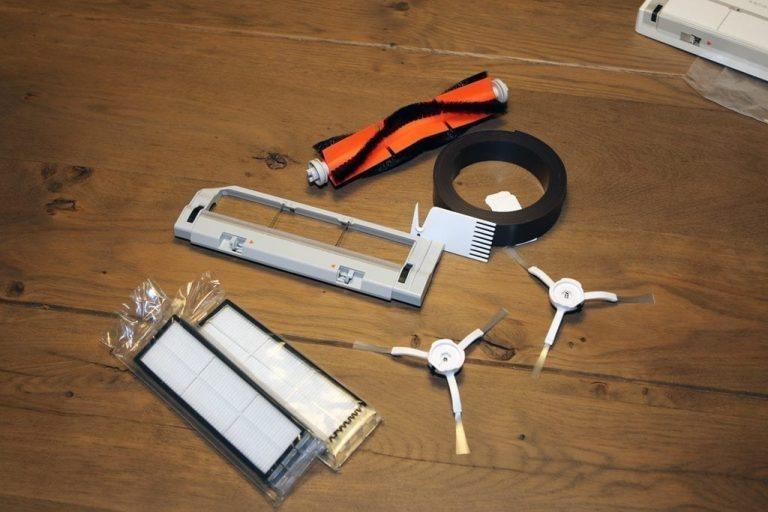 5PCS Mi Robot Vacuum Smart Cleaner Accessories review