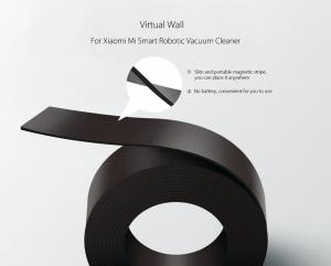 Xiaomi vacuum virtual wall