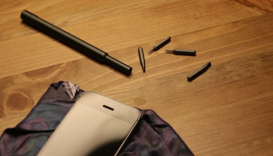 Xiaomi Wiha 24 in 1 Precision Screwdriver Kit ready for DIY