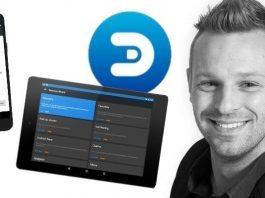 Mark Heinis Domoticz app developer