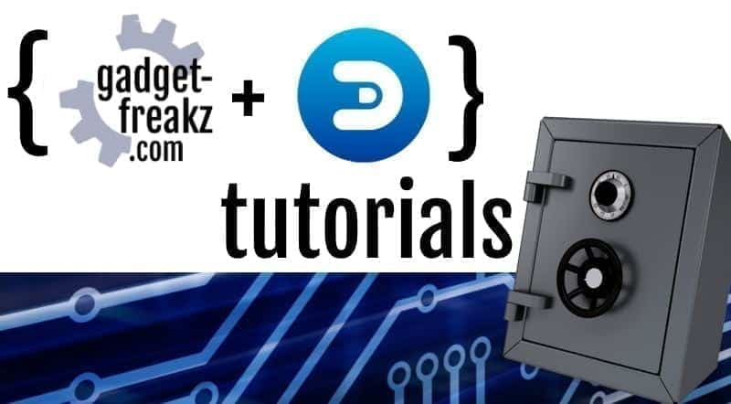 Tutorial Domoticz Backup safely