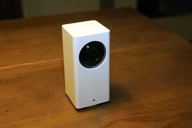 Xiaomi dafang 1080P Smart Monitor Camera review