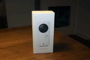 Xiaomi Dafang 1080p Camera in Box