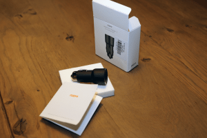 Xiaomi Roidmi charger unboxed