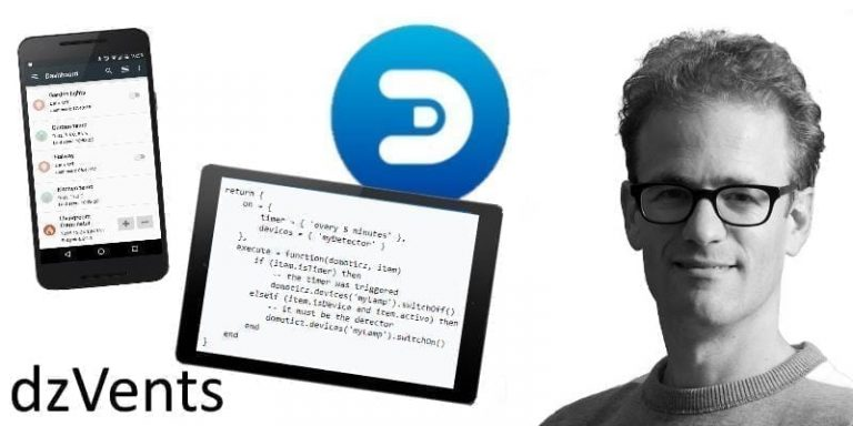 Interview with Danny Bloemendaal (creator of dzVents)