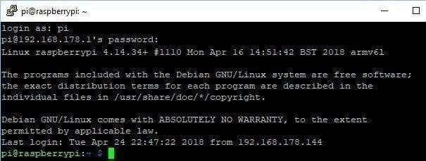 Installing Domoticz on a Raspberry Pi