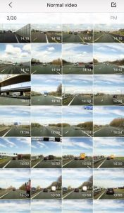 xiaomi 70 minutes app footage