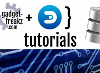Domoticz tutorial database