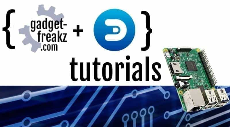 Installing Domoticz on a Raspberry Pi