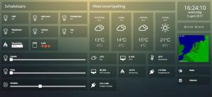 dashticz screenshot