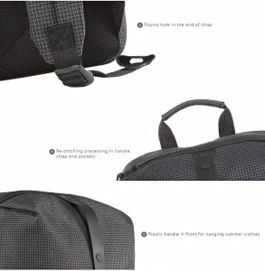Xiaomi 20L hinges and details