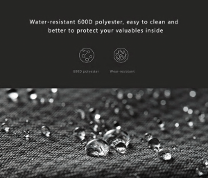 xiaomi backpack water resistance