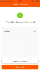 Houzetek Smart Plug eFamilyCloud App 4