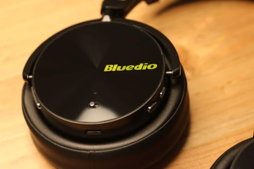 Bluedio T5 in box