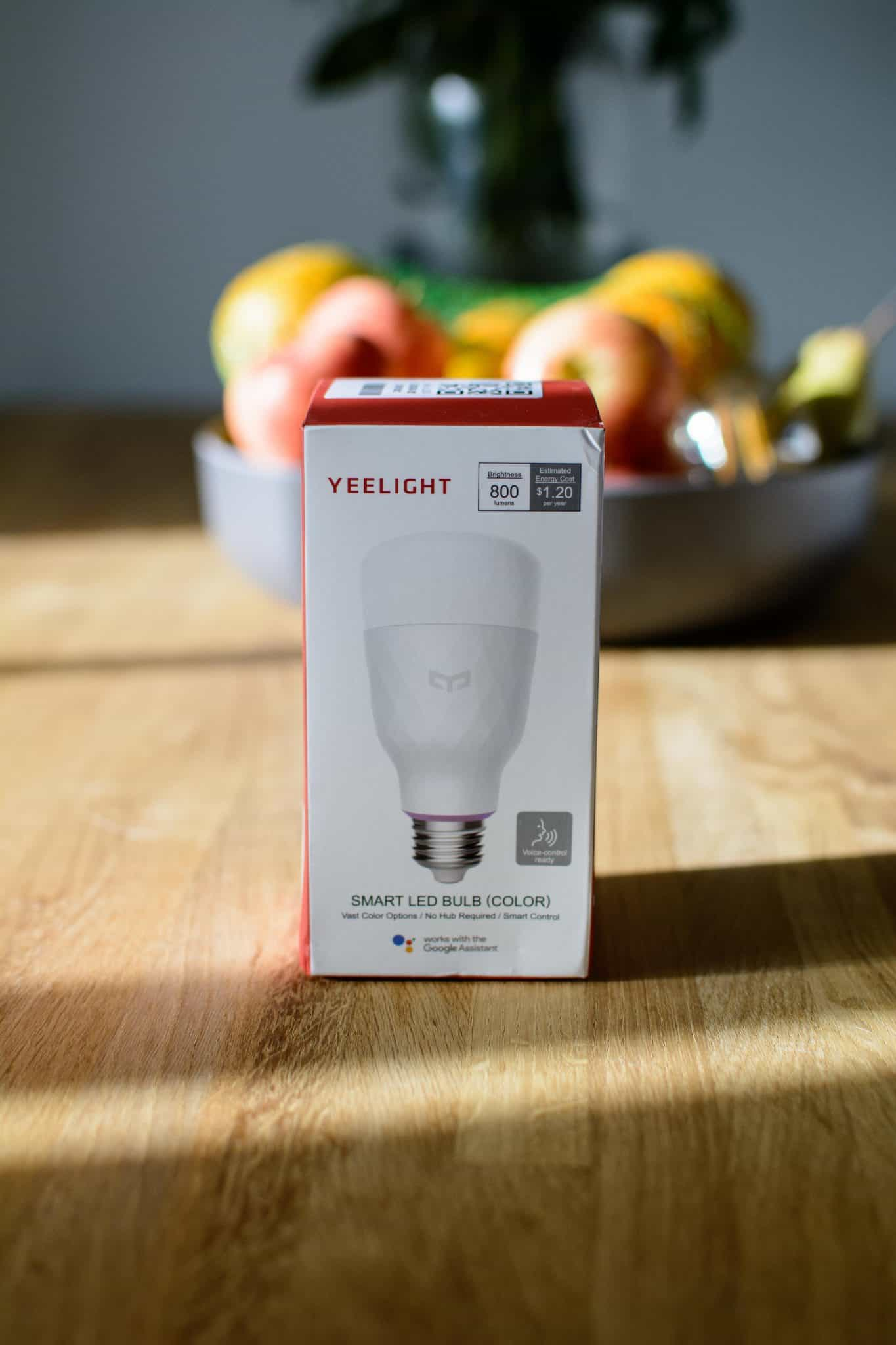 Xiaomi YEELIGHT YLDP06YL in Box