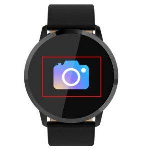 Oukitel W1 Smart Watch Led Surface