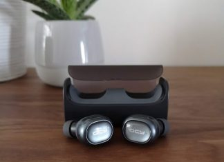 QCY Q29 Pro Bluetooth Earbuds front