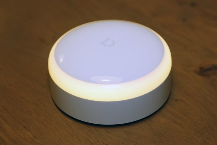 Xiaomi Mijia Sensor Night Light Light On