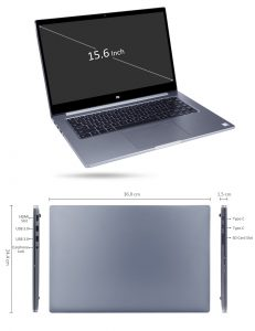 xiaomi notebook pro connectivity