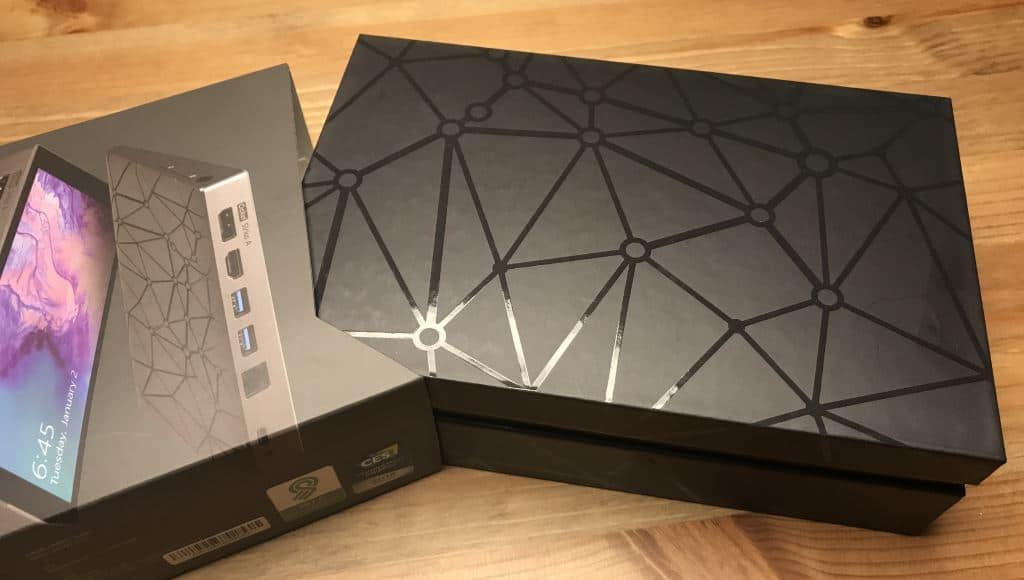 Ockel Sirius A - Inner Box