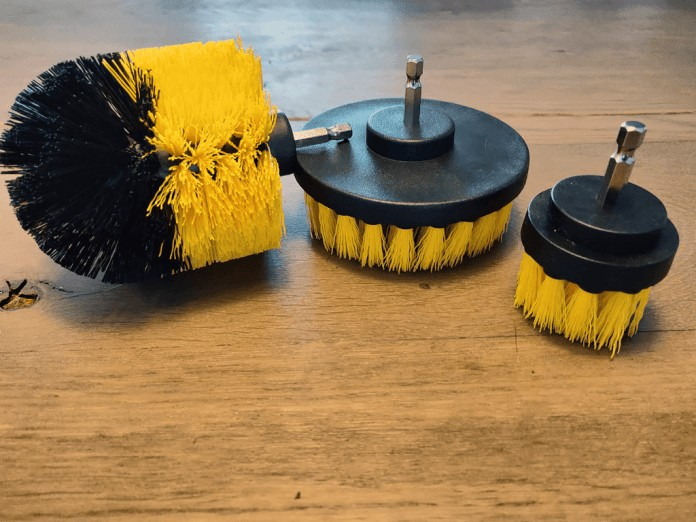 set of 3 Brush Heads