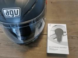 Alfawise Bluetooth Helmet Intercom Headset