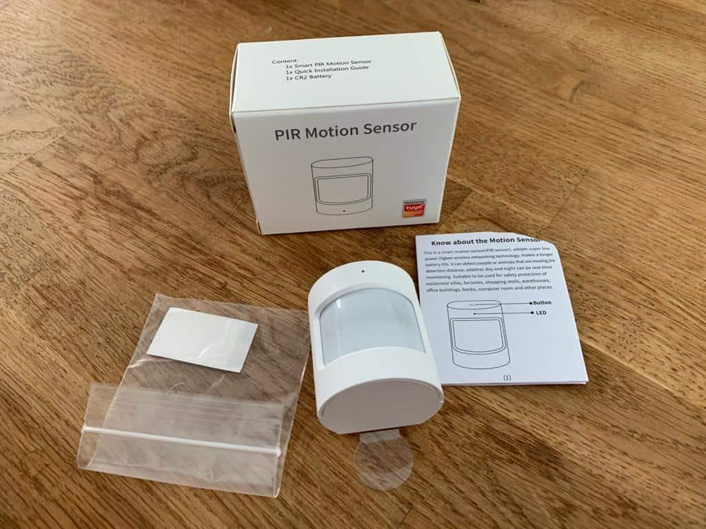 Alfawise PIR Motion Sensor