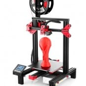 Alfawise U30 2 8 inch Touch Screen DIY Desktop 3D Printer
