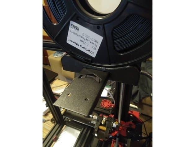 Alfawise U30 spoolholder