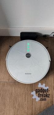 Alfawise V8S Pro charging