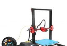 Alfawise u20 3d printer