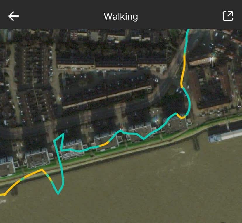 Amazfit GTR GPS Trail
