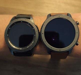 GTR versus Samsung Gear Off