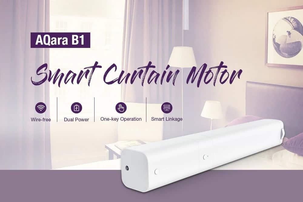 Aqara B1 Smart Electric curtain motor