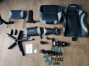 BlitzWolf BW-GC5 Ergonomic Gaming Chair all components