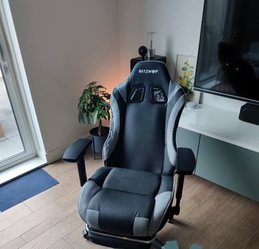 BlitzWolf BW-GC5 Ergonomic Gaming Chair compact mode