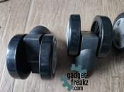 BlitzWolf BW-GC5 Ergonomic Gaming Chair wheels