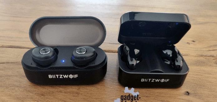 Blitzwolf BW-FYE1 vs FYE2