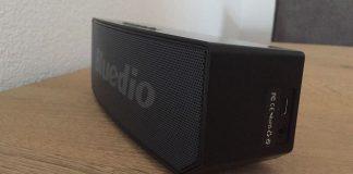 Bluedio BS 6 Side of Speaker