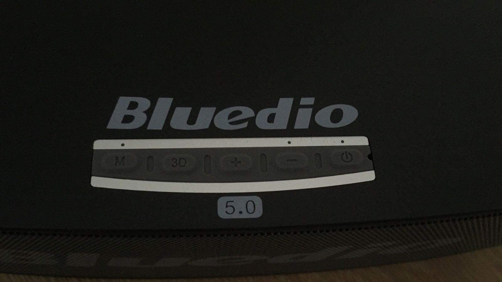 Bluedio BS 6 Top of Speaker