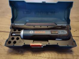 Bosch GO in box open