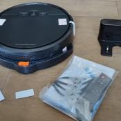 Tuya robot vacuum - Whole set