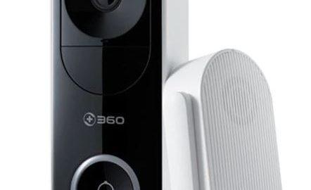 360 D819 Smart Video Doorbell