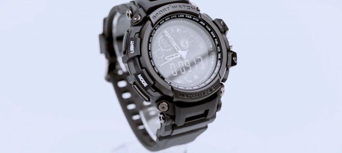Diggro DI10 Smart Sport Watch